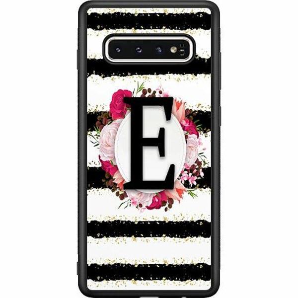 Samsung Galaxy S10 Soft Case (Svart) E