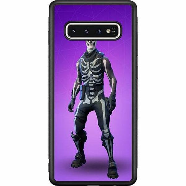 Samsung Galaxy S10 Soft Case (Svart) Fortnite