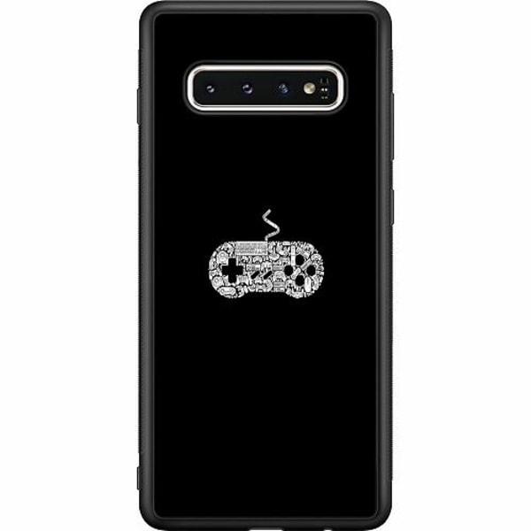 Samsung Galaxy S10 Soft Case (Svart) Games