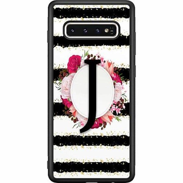 Samsung Galaxy S10 Soft Case (Svart) J