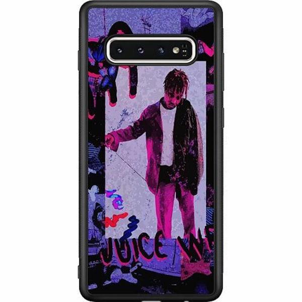 Samsung Galaxy S10 Soft Case (Svart) Juice WRLD