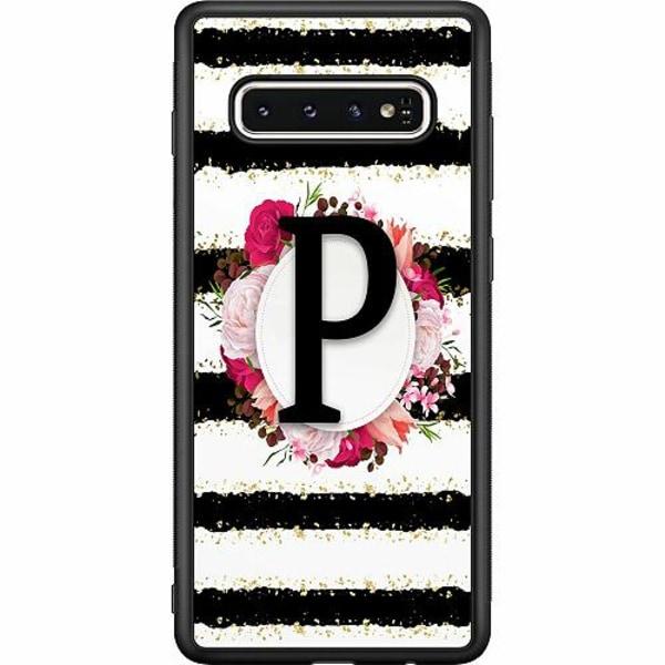Samsung Galaxy S10 Soft Case (Svart) P