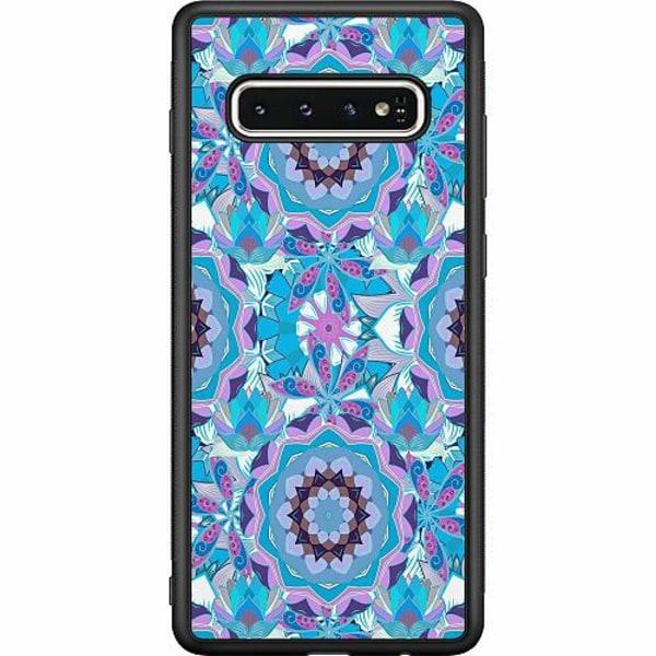 Samsung Galaxy S10 Soft Case (Svart) Paragraphs