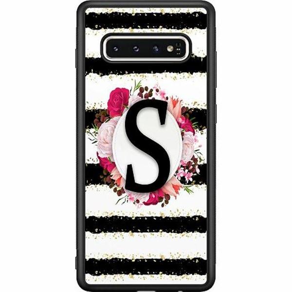 Samsung Galaxy S10 Soft Case (Svart) S