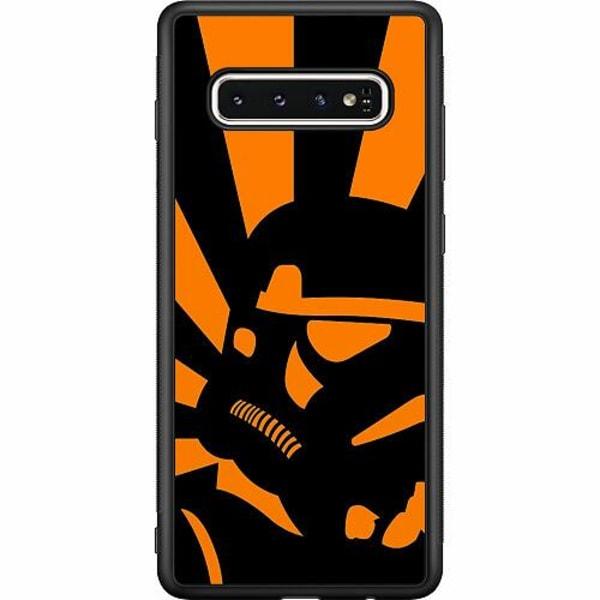 Samsung Galaxy S10 Soft Case (Svart) Star Wars