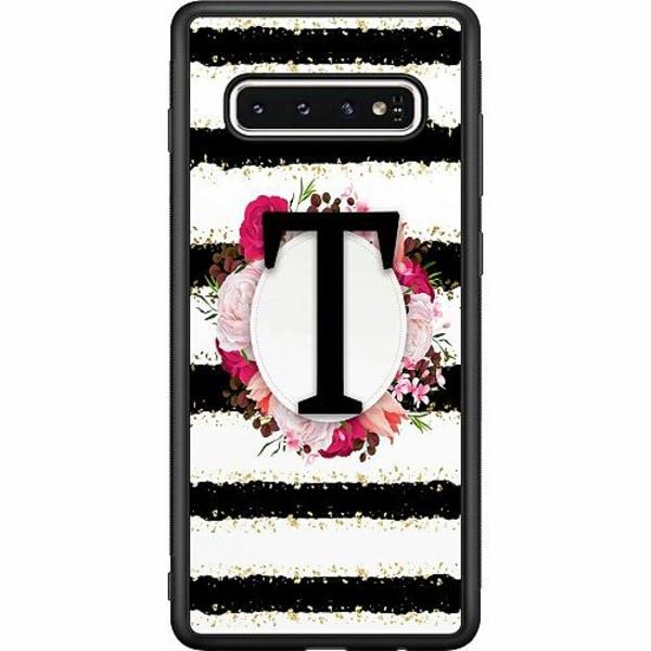 Samsung Galaxy S10 Soft Case (Svart) T