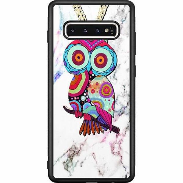 Samsung Galaxy S10 Soft Case (Svart) Uggla