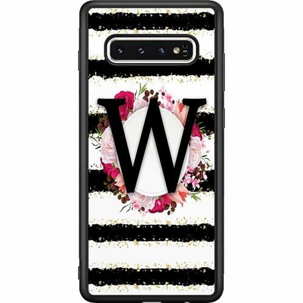 Samsung Galaxy S10 Soft Case (Svart) W