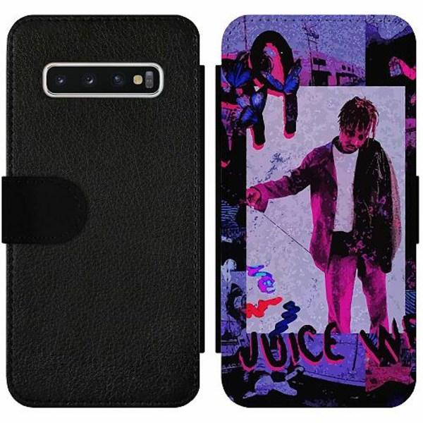 Samsung Galaxy S10 Wallet Slim Case Juice WRLD