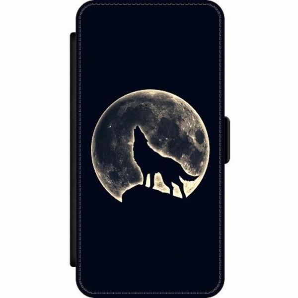 Samsung Galaxy S20 Wallet Slim Case Statement Wolf 1055