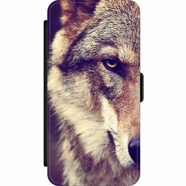 Samsung Galaxy S20 Wallet Slim Case Wolf / Varg