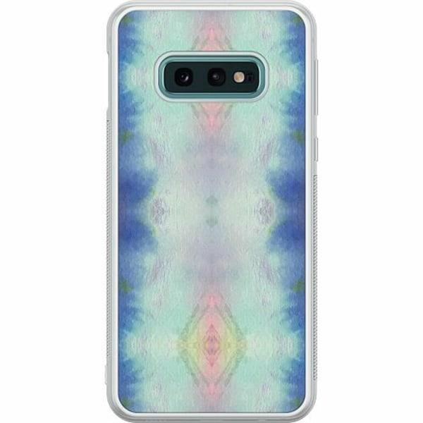 Samsung Galaxy S10e Soft Case (Frostad) Cold Windowsill