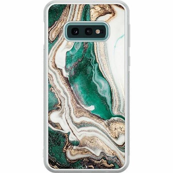 Samsung Galaxy S10e Soft Case (Frostad) Jungle