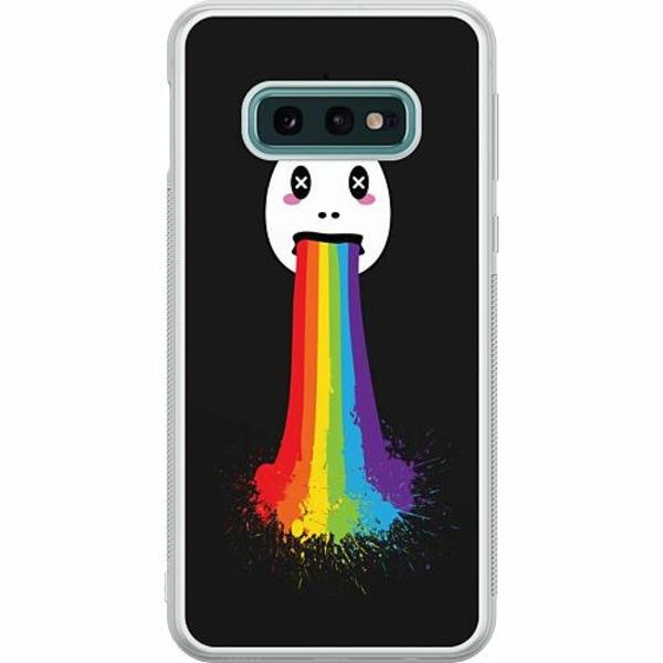 Samsung Galaxy S10e Soft Case (frostad) Unicorn