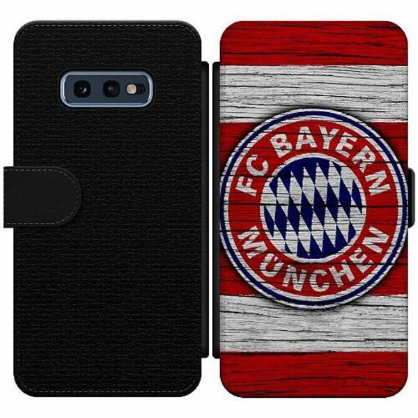 Samsung Galaxy S10e Wallet Slim Case Fc Bayern