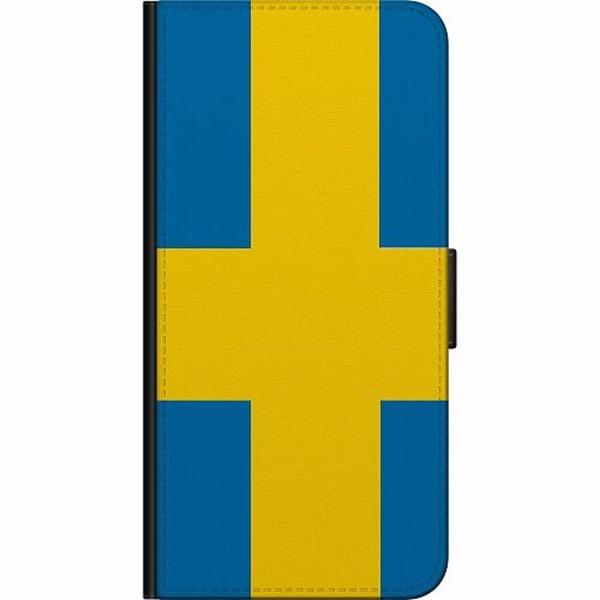 Apple iPhone 8 Fodralväska Heja Sverige / Sweden
