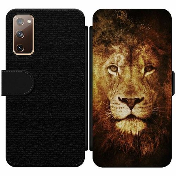 Samsung Galaxy S20 FE Wallet Slim Case Lion