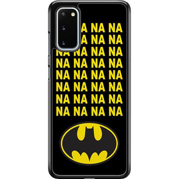 Samsung Galaxy S20 Hard Case (Black) Batman