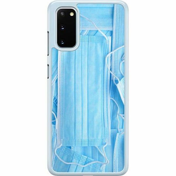 Samsung Galaxy S20 Hard Case (Transparent) Keep 'Em Comin'