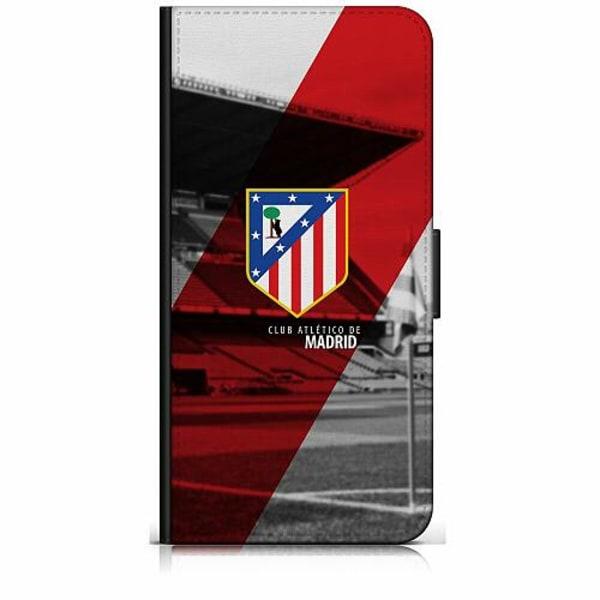 Apple iPhone 8 Plus Plånboksfodral Club Atlético de Madrid S.A.D