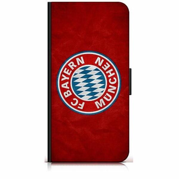 Apple iPhone 8 Plus Plånboksfodral FC Bayern München