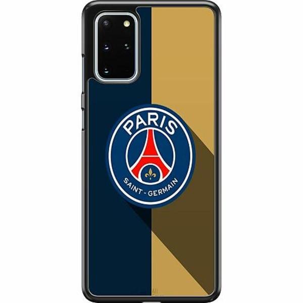 Samsung Galaxy S20 Plus Hard Case (Svart) Paris Saint-Germain FC