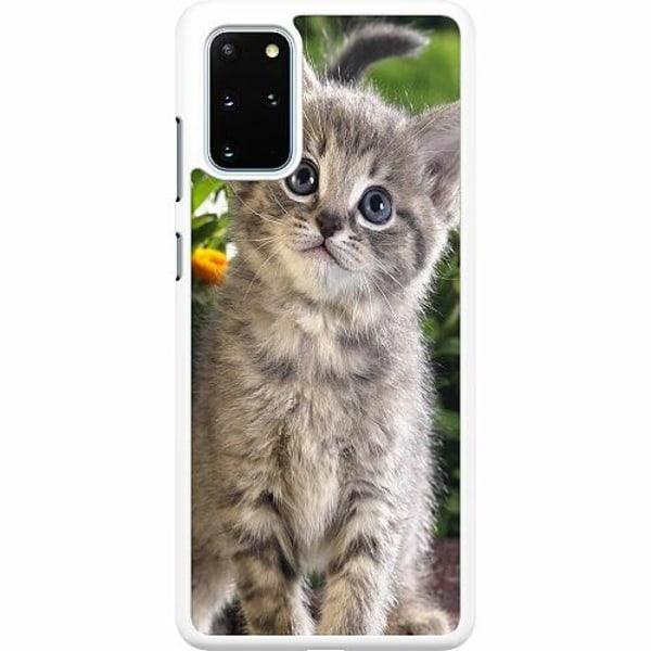 Samsung Galaxy S20 Plus Hard Case (Vit) Cat