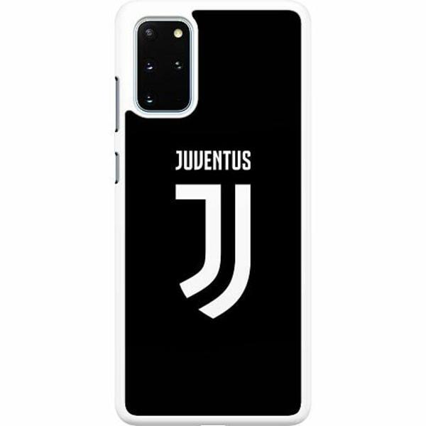 Samsung Galaxy S20 Plus Hard Case (Vit) Juventus