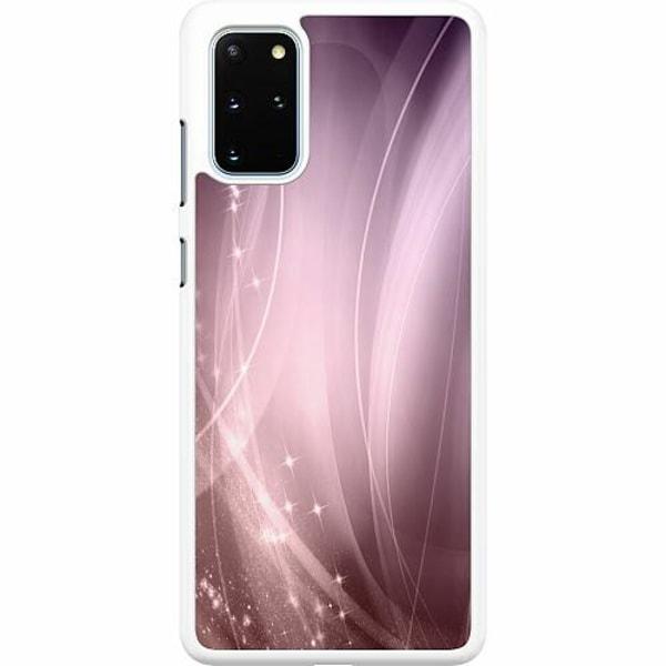 Samsung Galaxy S20 Plus Hard Case (Vit) Lavender Dust
