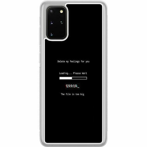 Samsung Galaxy S20 Plus Soft Case (Frostad) Loading