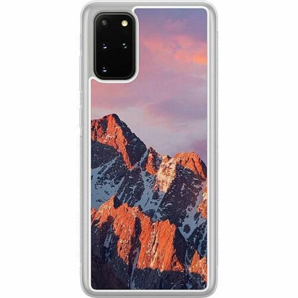 Samsung Galaxy S20 Plus Soft Case (Frostad) Pattern