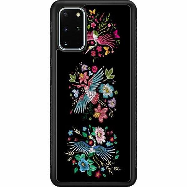 Samsung Galaxy S20 Plus Soft Case (Svart) Birdie