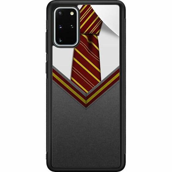 Samsung Galaxy S20 Plus Soft Case (Svart) Harry Potter