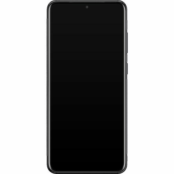 Samsung Galaxy S20 Plus Soft Case (Svart) Varg