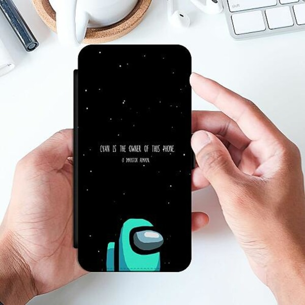 Samsung Galaxy A71 Slimmat Fodral Among Us 2021
