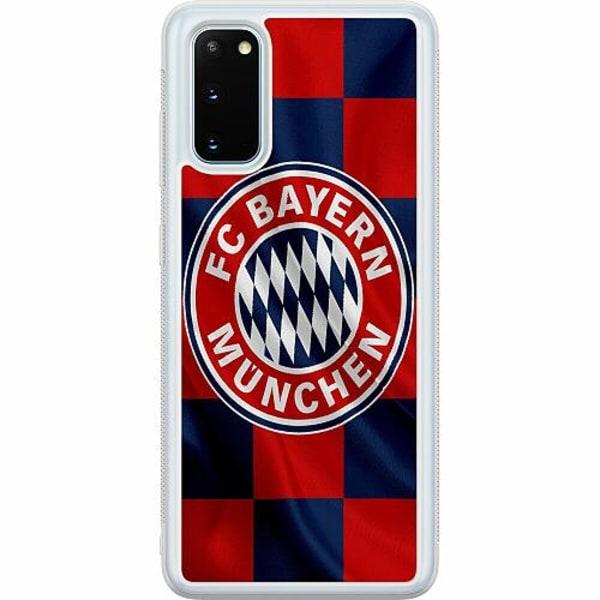 Samsung Galaxy S20 Soft Case (Frostad) FC Bayern München