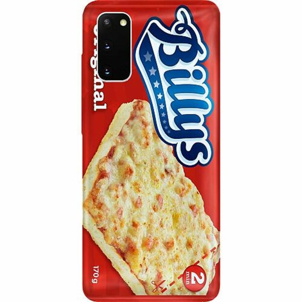 Samsung Galaxy S20 Thin Case Pizza
