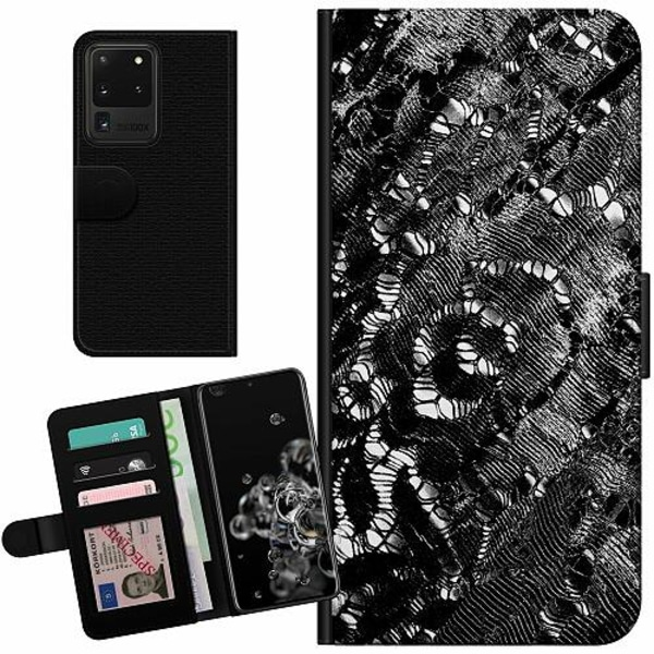 Samsung Galaxy S20 Ultra Billigt Fodral Black Corset