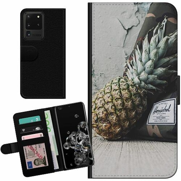 Samsung Galaxy S20 Ultra Billigt Fodral Pineapple Express