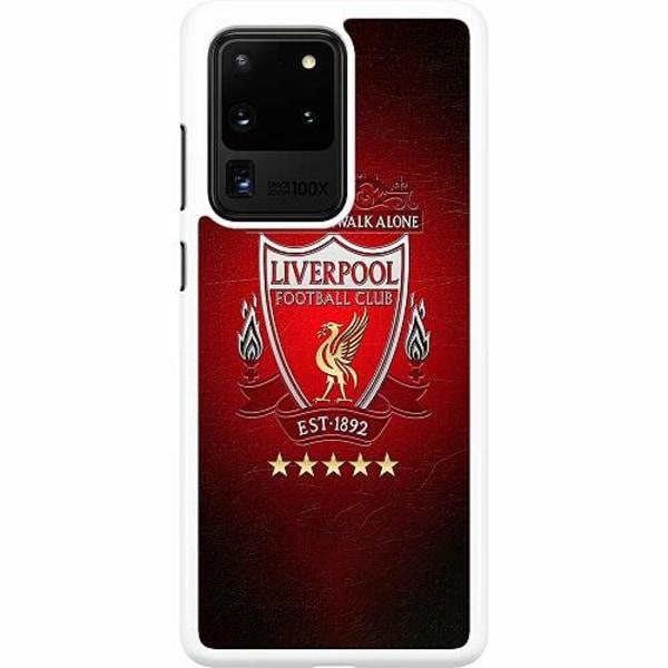 Samsung Galaxy S20 Ultra Hard Case (Vit) Liverpool