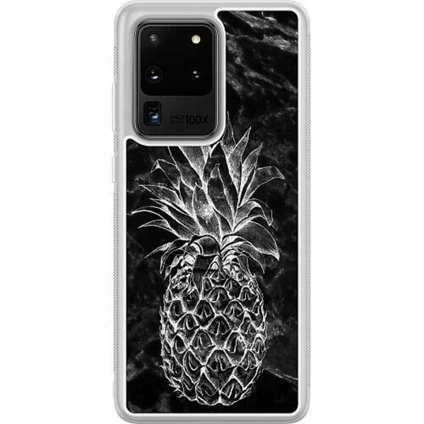 Samsung Galaxy S20 Ultra Soft Case (Frostad) Ananas