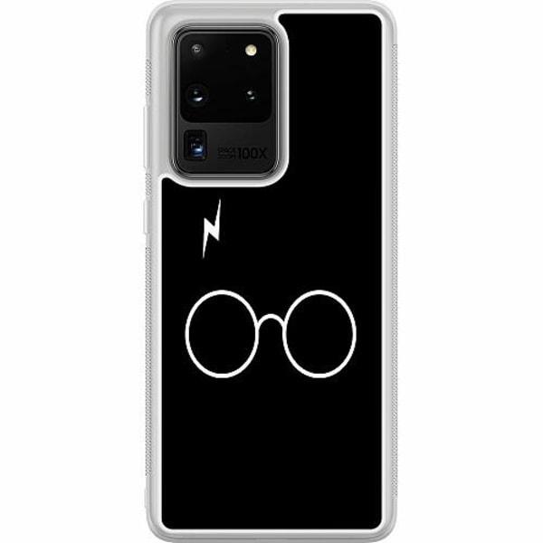 Samsung Galaxy S20 Ultra Soft Case (Frostad) Harry Potter