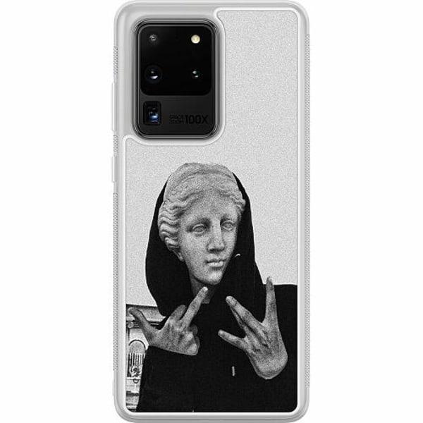 Samsung Galaxy S20 Ultra Soft Case (Frostad) Hello!