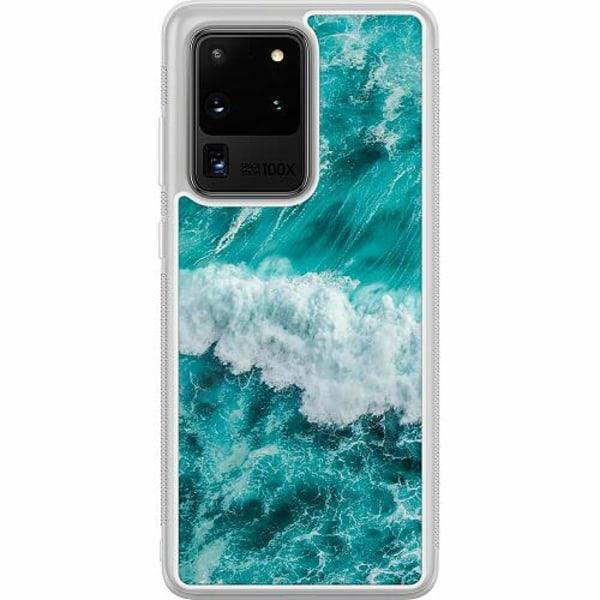 Samsung Galaxy S20 Ultra Soft Case (Frostad) Ocean