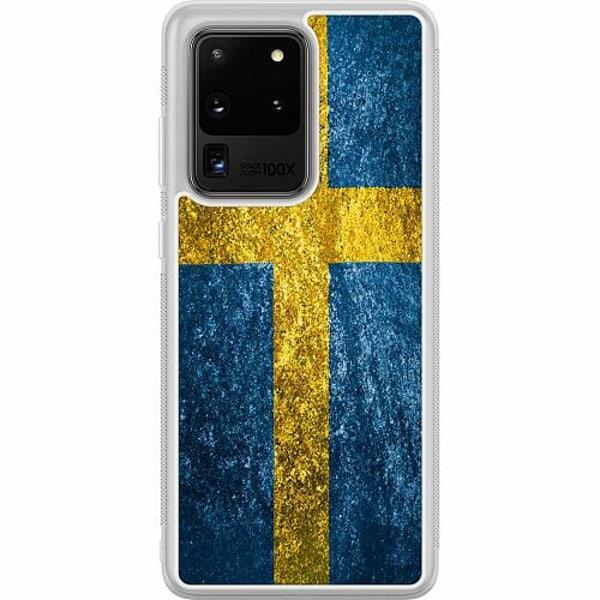 Samsung Galaxy S20 Ultra Soft Case (Frostad) Sverige