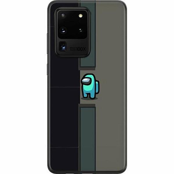 Samsung Galaxy S20 Ultra Thin Case Among Us