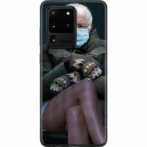 Samsung Galaxy S20 Ultra Thin Case Bernie Sanders Meme