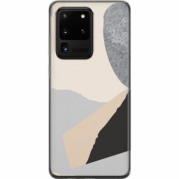 Samsung Galaxy S20 Ultra Thin Case Cut In Half
