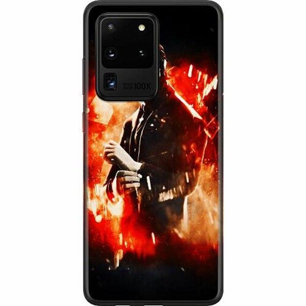 Samsung Galaxy S20 Ultra Mjukt skal - Fortnite John Reaper