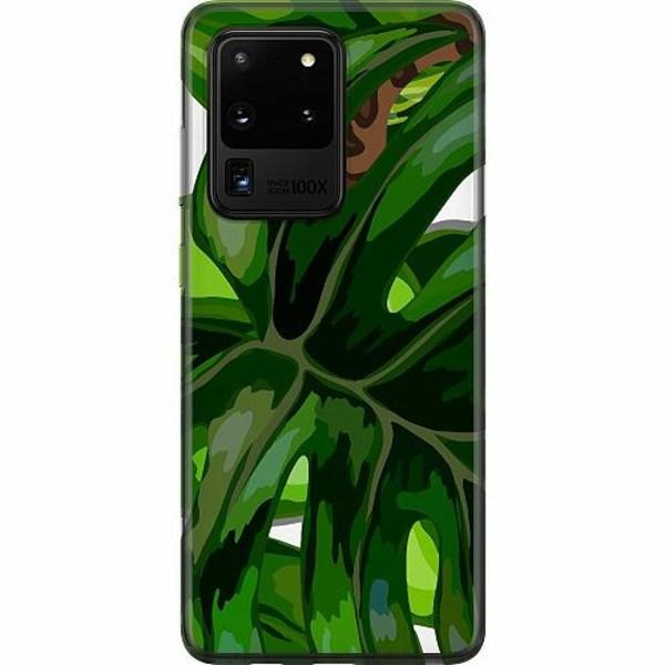 Samsung Galaxy S20 Ultra Thin Case Hiding Wanda